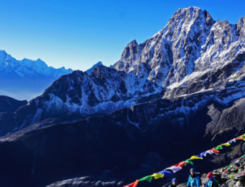 EVEREST BASECAMP & GOKYO VALLEY TREK